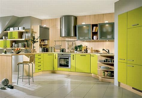 lime green kitchen summer colour schemes and home trends green kitchens inspiration ideas