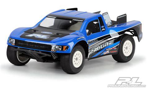 Proline Ford Svt Raptor For Scrt10 Hyper 10sc Rcshortcourse Com Ford Raptor Template