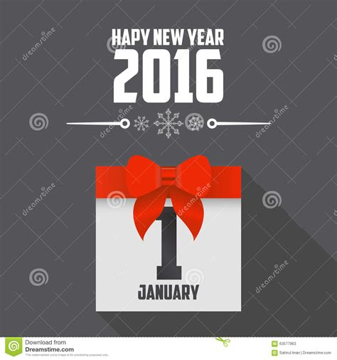 new year template 2016 new year 2016 vector template