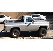Chevrolet K5 Blazer Silverado – The Charlton Heston Of Chevy Trucks