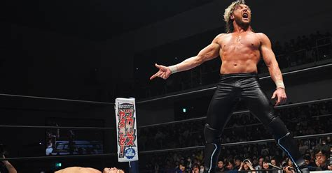 kenny omega bullet club kenny omega has conquered japan now he wants the new day