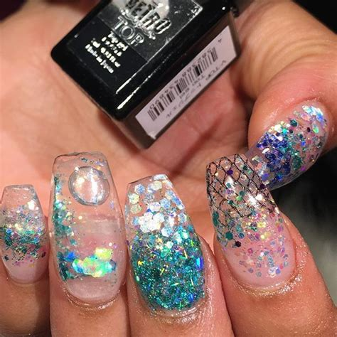 aquarium design nail art aquarium nail art pictures to pin on pinterest pinsdaddy
