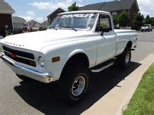 find used 1968 chevrolet c10 k10 4spd 4x4 swb in