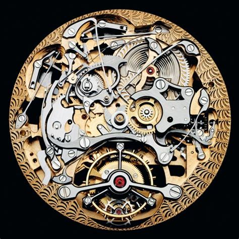 photographs of the inner workings of luxury watches