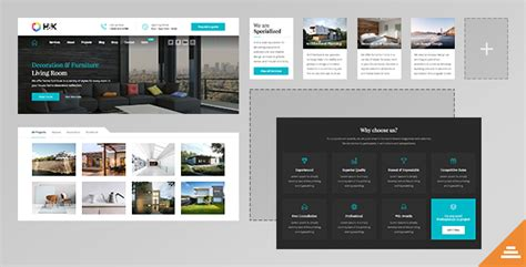 design milk wordpress theme hnk architecture business wordpress theme by linethemes