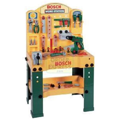 bosch toy work bench just like dad growing your baby