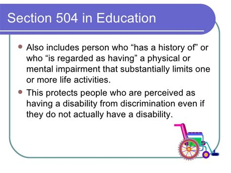 section 504 education introduction to section 504 09 08