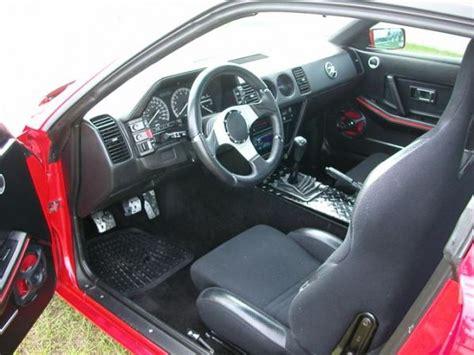 300zx Custom Interior by Nissan 300zx Z 31 Paul C 87 Na Custom Interior