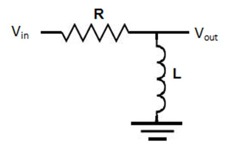 high pass rl filter explain various types of high pass filters electronics post