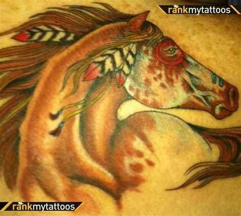 war horse tattoo 98 best tattoos images on