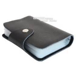 business credit card holder genuine leather antimagnetic credit card holder