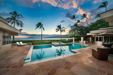 Oahu Luxury Homes What About The Oahu Airy Abode As Your Own