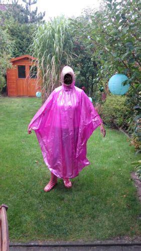 Jo In Raincoat S Intl damen regenponcho regencape jeantex selten raincapes