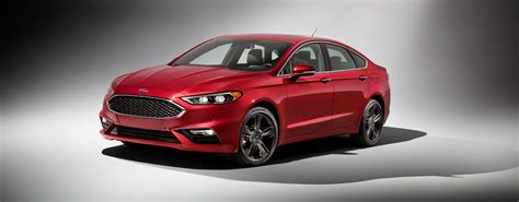 2020 The Ford Fusion by 2020 Ford Fusion Redesign Cancelled Declining Sales Are
