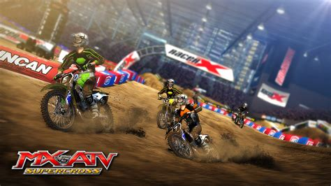 atv motocross videos mx vs atv supercross jeu playstation 3 images vid 233 os