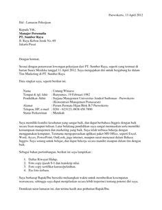 Surat Lamaran Kerja Kejaksaan by Contoh Surat Lamaran Kerja Di Cpns Kejaksaan Ben