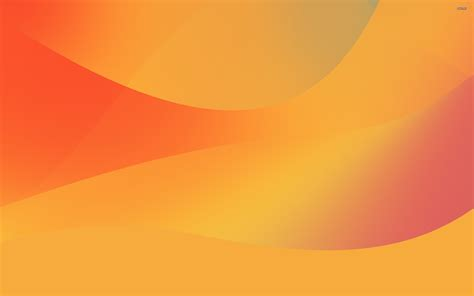 soft orange orange and purple soft curves wallpaper abstract