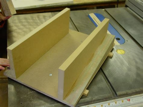 table saw dovetail jig tablesaw dovetail jig woodworking talk woodworkers forum