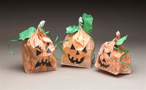 Paper Bag Craft Ideas For - paper bag pumpkin patch craft crayola
