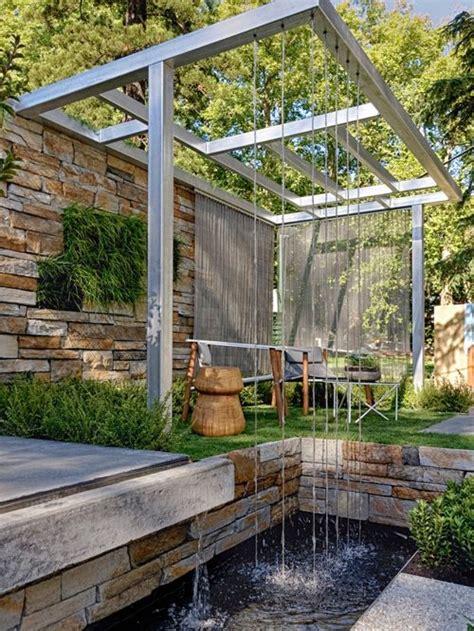 modern water features modern water feature houzz