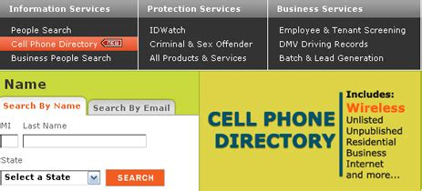 Cell Phone Carrier Lookup By Phone Number Intelius Sells Your Unlisted And Unpublished Cellphone