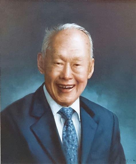 biography lee kuan yew fang li hui biography