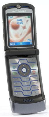 Hp Motorola Razr V3i motorola razr v3i review rating pcmag