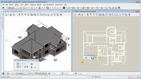 Programa Para Disenar Planos mini toolbars new in microstation v8i ss3 youtube