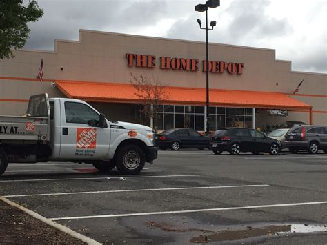 the home depot alexandria va business information
