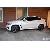 BMW X6 M F86  2 January 2016 Autogespot