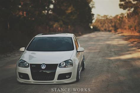 volkswagen golf gti stance the beauty of simplicity alex schumacher s elegant