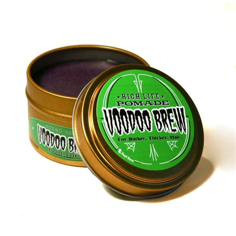 Pomade Voodo Brew high voodoo brew pomade pomade nl