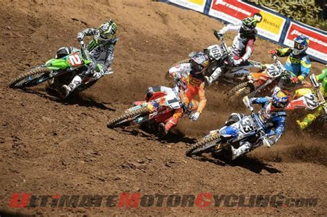 2013 Washougal Ama Motocross Results