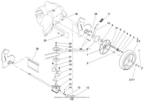 Toro 20017 Parts Diagram toro 20017 22in recycler lawnmower 2004 sn 240000001