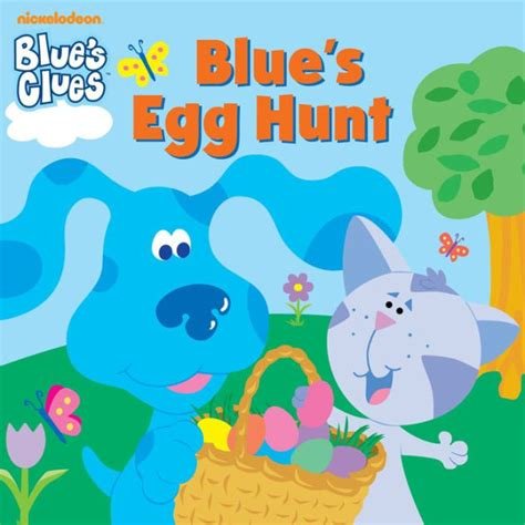 Clues To Christie Ebook E Book blue s egg hunt blue s clues by nickelodeon publishing nook book ebook barnes noble 174