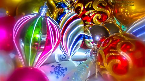 picture christmas ornaments wallpapers9