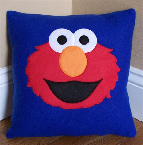 Elmo Pillow by Elmo Pillow