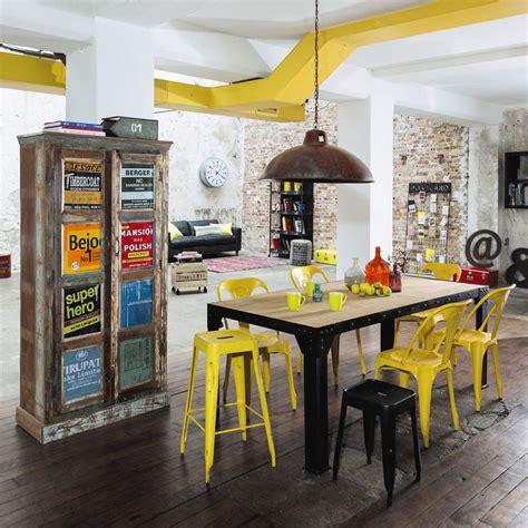 mobili stile maison du monde mobili e decorazioni industriali loft factory i maisons