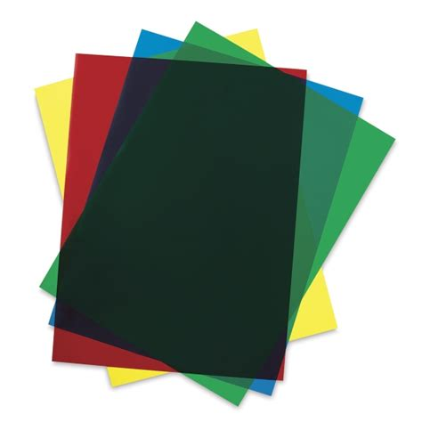 grafix clear lay assorted colors blick materials