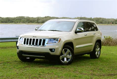 2012 Jeep Grand Overland Review 2012 Jeep Grand Overland V6 4 215 4 Review Test Drive