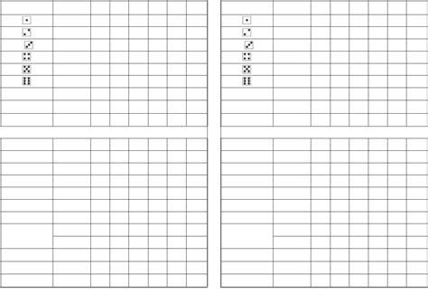 full house yahtzee free yahtzee score sheets for pdf