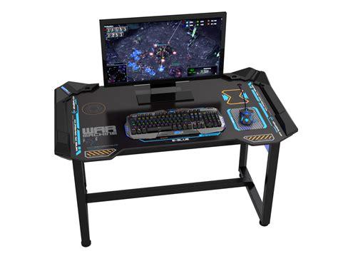 gaming computer desk hot gadgets