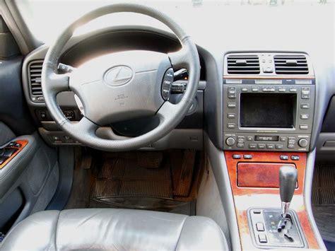 1998 lexus ls400 photos 4 0 gasoline fr or rr automatic for sale