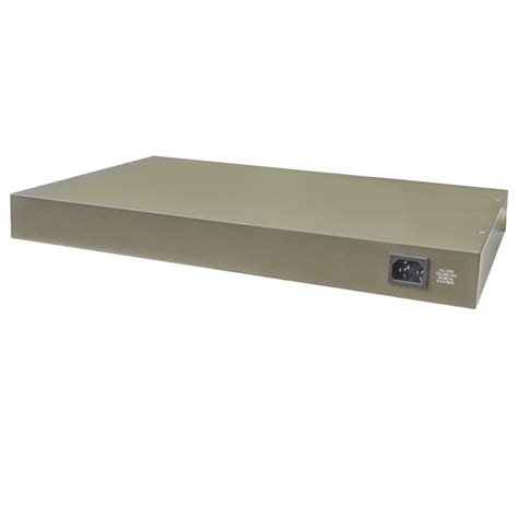 St3124g 24 Port Gigabit Ethernet Rackmount Switch 24 port gigabit 10 100 1000 rackmount switch hub