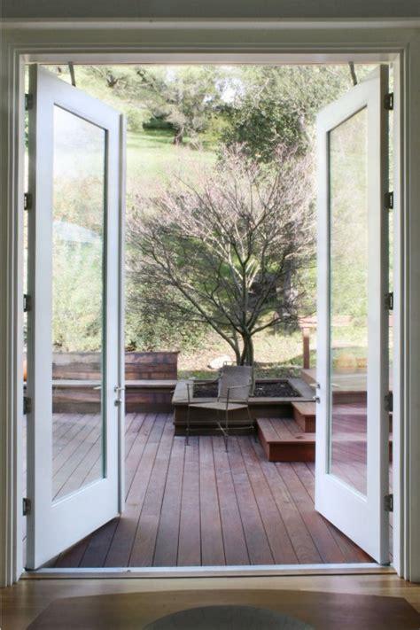 Selecting an exterior french door for a patio door