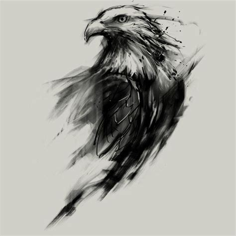 tattoo eagle drawing eagle pinteres
