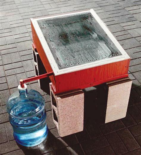 salt water desalination kits 45 best desalination images on pinterest survival stuff