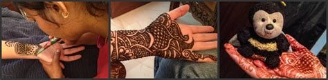 henna tattoo application process the wedding series 1 4 everyone arrives backpack me