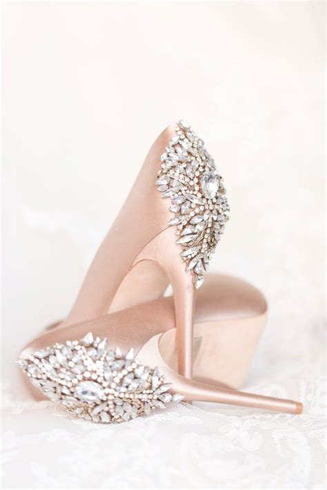 Blush Pink Bridal Shoes by Blush Wedding 23 Impossibly Ideas