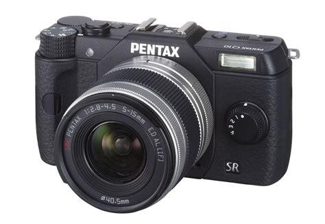 Kamera Pentax Q ny pentax q kamera systemkameran med den minimala sensorn feber foto